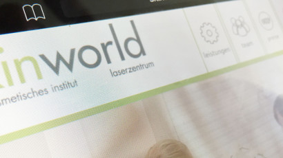 Skinworld Website